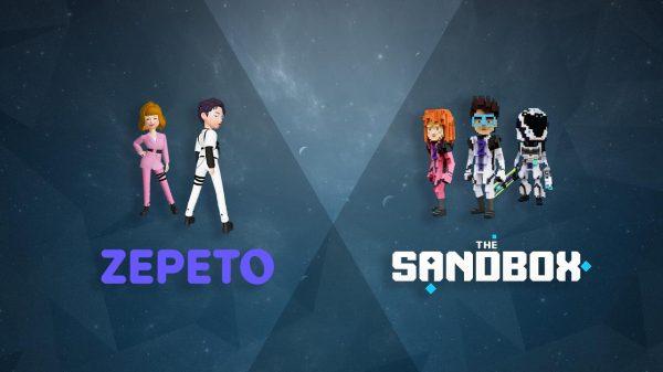 Zepeto The Sandbox Partnership