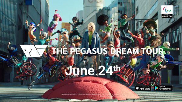 Pegasus Dream Tour
