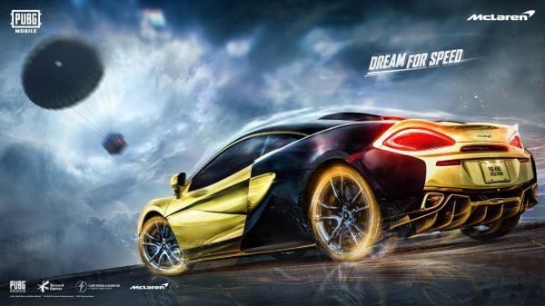 PUBG McLaren