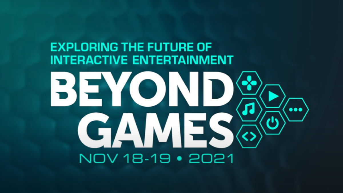 Attend the Beyond Games conference